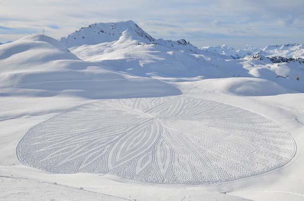 Απίστευτα σχέδια μεγάλης κλίμακας στο χιόνι (5)