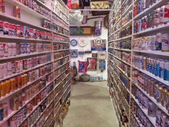 Η απίστευτη συλλογή ενός λάτρη της μπύρας (4)
