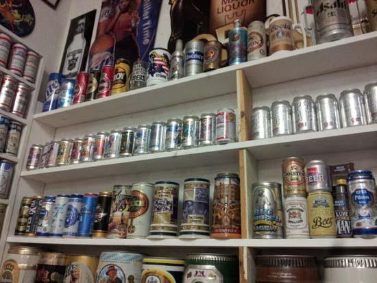 Η απίστευτη συλλογή ενός λάτρη της μπύρας (6)