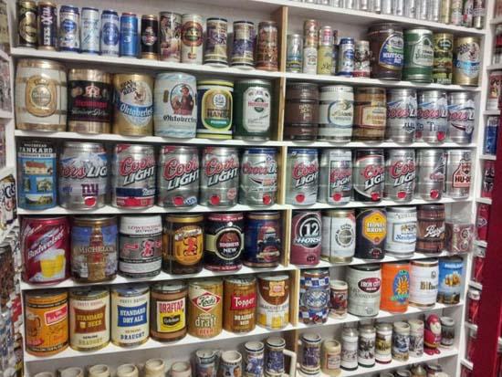 Η απίστευτη συλλογή ενός λάτρη της μπύρας (7)