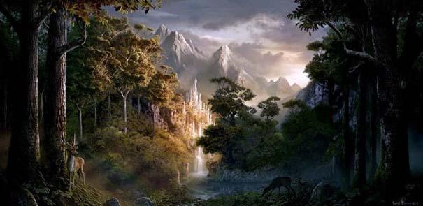 Απίστευτοι ψηφιακοί κόσμοι από τον Sarel Theron (3)