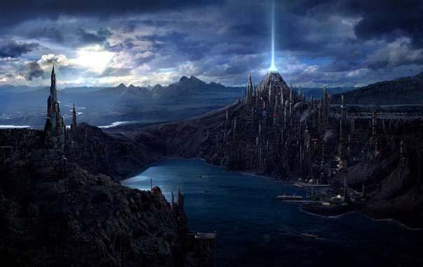 Απίστευτοι ψηφιακοί κόσμοι από τον Sarel Theron (6)