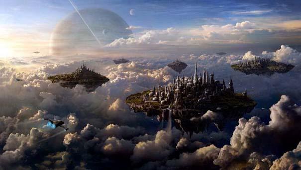 Απίστευτοι ψηφιακοί κόσμοι από τον Sarel Theron (16)