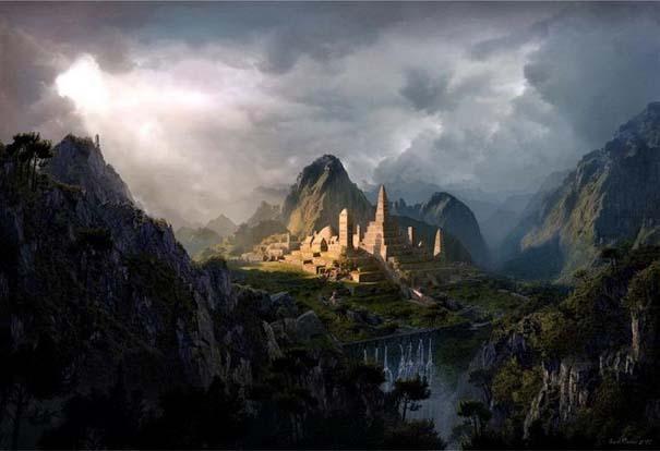Απίστευτοι ψηφιακοί κόσμοι από τον Sarel Theron (17)