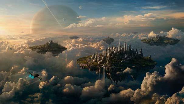 Απίστευτοι ψηφιακοί κόσμοι από τον Sarel Theron (29)