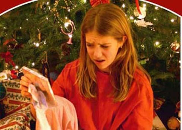 Απογοήτευση από χριστουγεννιάτικα δώρα (5)