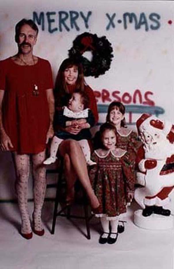 Αστείες και αλλόκοτες χριστουγεννιάτικες φωτογραφίες (1)