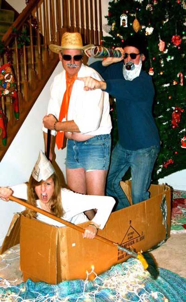 Αστείες και αλλόκοτες χριστουγεννιάτικες φωτογραφίες (2)