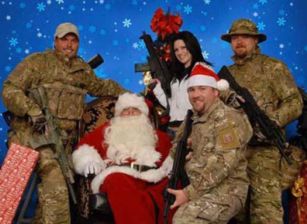 Αστείες και αλλόκοτες χριστουγεννιάτικες φωτογραφίες (4)