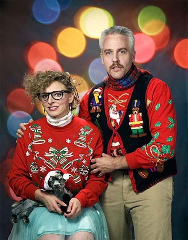 Αστείες και αλλόκοτες χριστουγεννιάτικες φωτογραφίες (5)