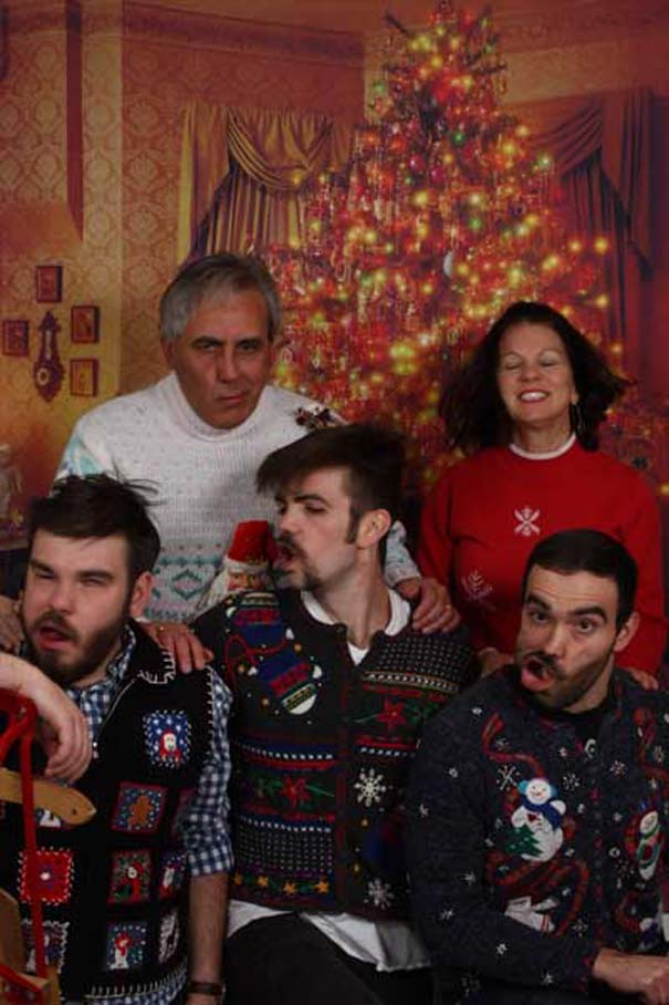 Αστείες και αλλόκοτες χριστουγεννιάτικες φωτογραφίες (8)