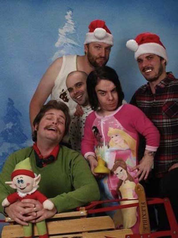 Αστείες και αλλόκοτες χριστουγεννιάτικες φωτογραφίες (9)