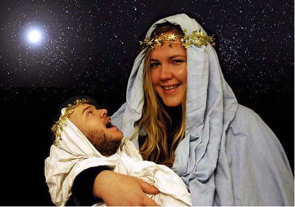 Αστείες και αλλόκοτες χριστουγεννιάτικες φωτογραφίες (11)