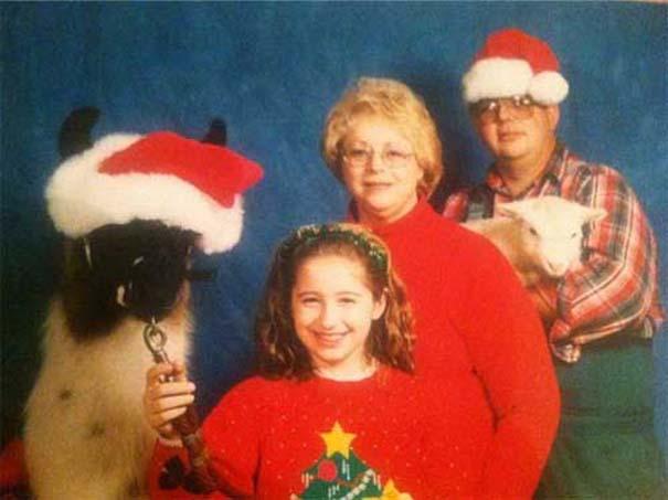 Αστείες και αλλόκοτες χριστουγεννιάτικες φωτογραφίες (12)