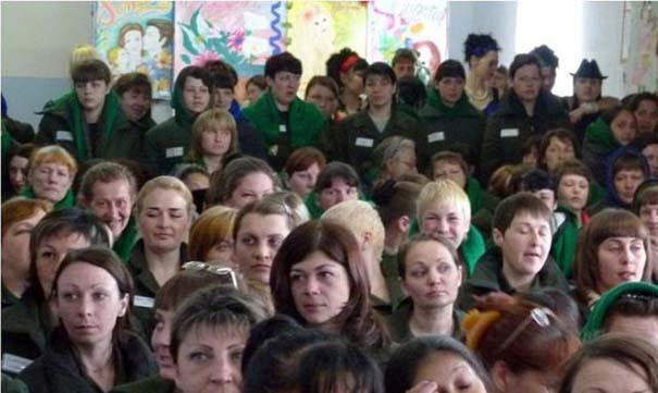 Διαγωνισμός ομορφιάς σε φυλακές της Ρωσίας (9)