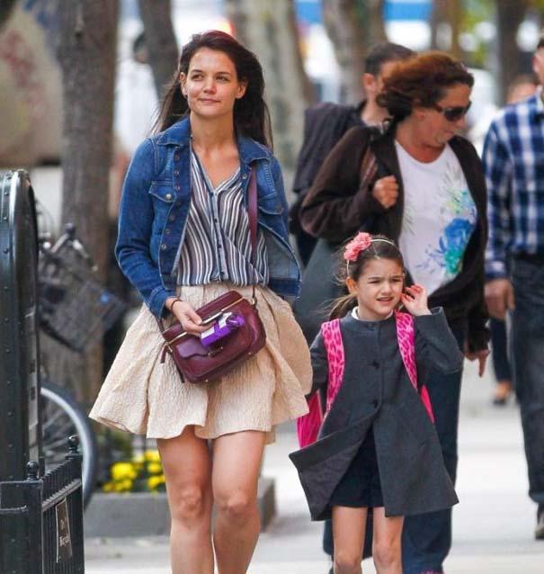 Διάσημες γυναίκες με τις κόρες τους (7)