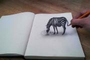 Εκπληκτικές 3D ζωγραφιές που «βγαίνουν» απ' το χαρτί (2)
