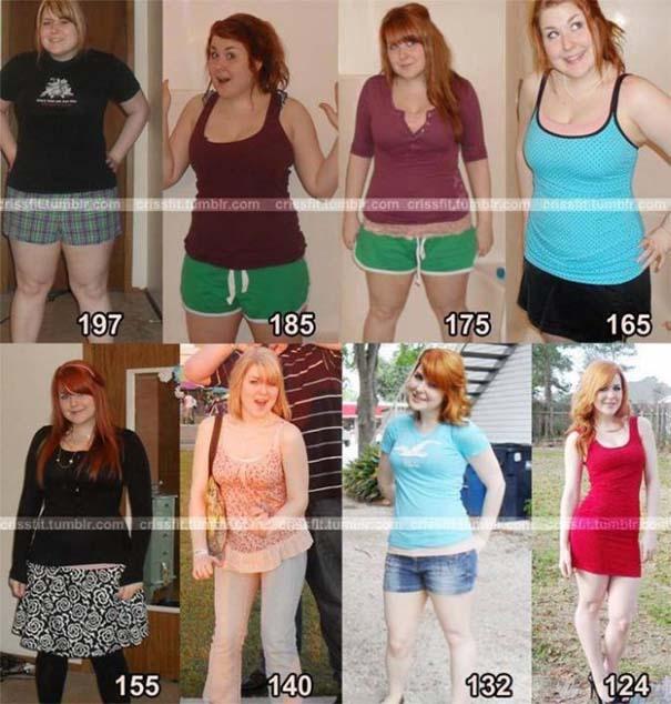 Εκπληκτικές μεταμορφώσεις γυναικών (25)