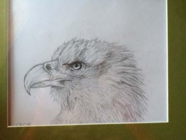 Η εξέλιξη ενός καλλιτέχνη από 9 έως 18 ετών (7)