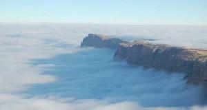 Εντυπωσιακό και εξαιρετικά σπάνιο φαινόμενο στο Grand Canyon