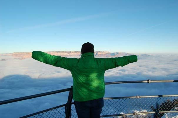 Εντυπωσιακό και εξαιρετικά σπάνιο φαινόμενο στο Grand Canyon (7)