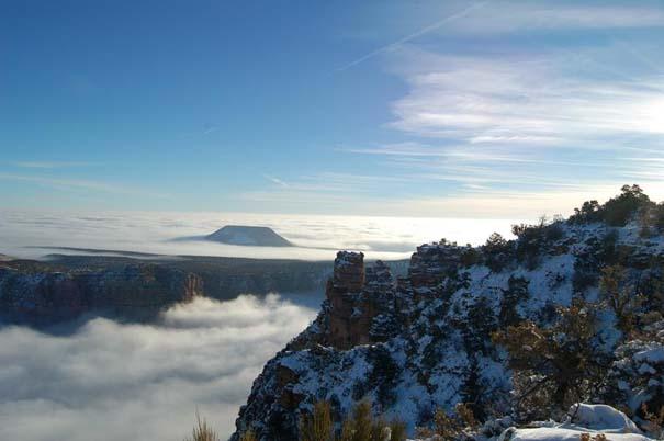 Εντυπωσιακό και εξαιρετικά σπάνιο φαινόμενο στο Grand Canyon (2)