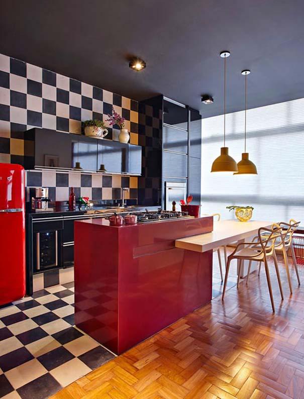 Εντυπωσιακό και γεμάτο χρώμα loft στη Βραζιλία (4)