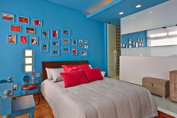 Εντυπωσιακό και γεμάτο χρώμα loft στη Βραζιλία (11)