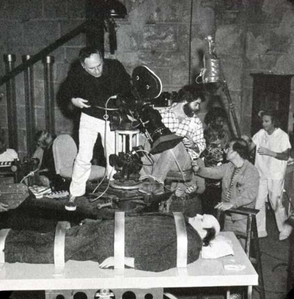Φωτογραφίες από τα γυρίσματα διάσημων ταινιών (14)