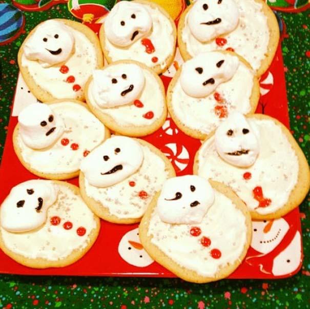 Όταν τα γιορτινά φουρνίσματα πάνε στραβά... (10)