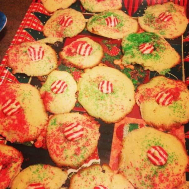 Όταν τα γιορτινά φουρνίσματα πάνε στραβά... (12)