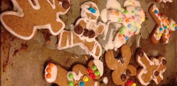 Όταν τα γιορτινά φουρνίσματα πάνε στραβά... (14)