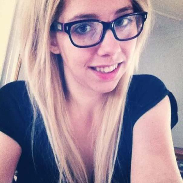 Πείθοντας τον Noah να φορέσει γυαλιά (15)