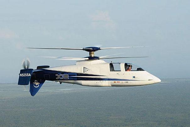 Το γρηγορότερο ελικόπτερο στον κόσμο