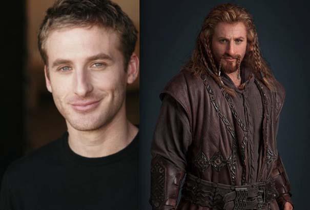 Ηθοποιοί από ταινία Hobbit (1)
