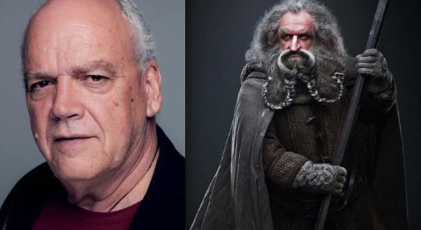 Ηθοποιοί από ταινία Hobbit (3)