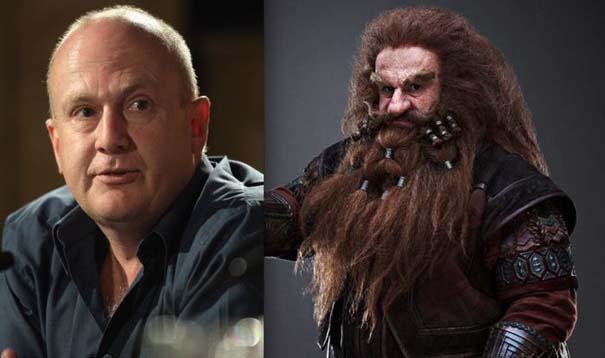 Ηθοποιοί από ταινία Hobbit (4)