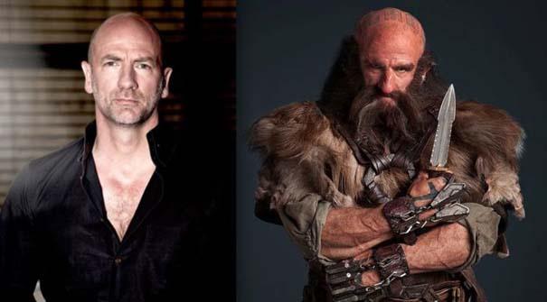 Ηθοποιοί από ταινία Hobbit (5)