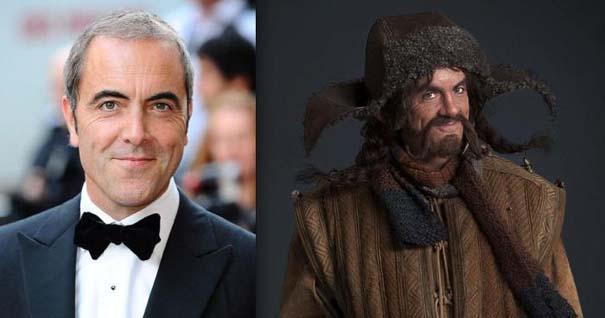Ηθοποιοί από ταινία Hobbit (8)