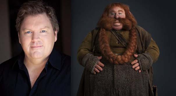 Ηθοποιοί από ταινία Hobbit (9)