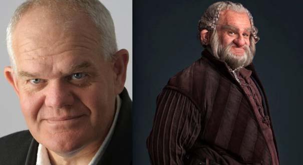 Ηθοποιοί από ταινία Hobbit (10)