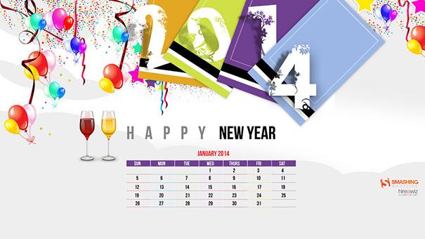 Wallpapers ημερολόγια Ιανουαρίου 2014 (3)