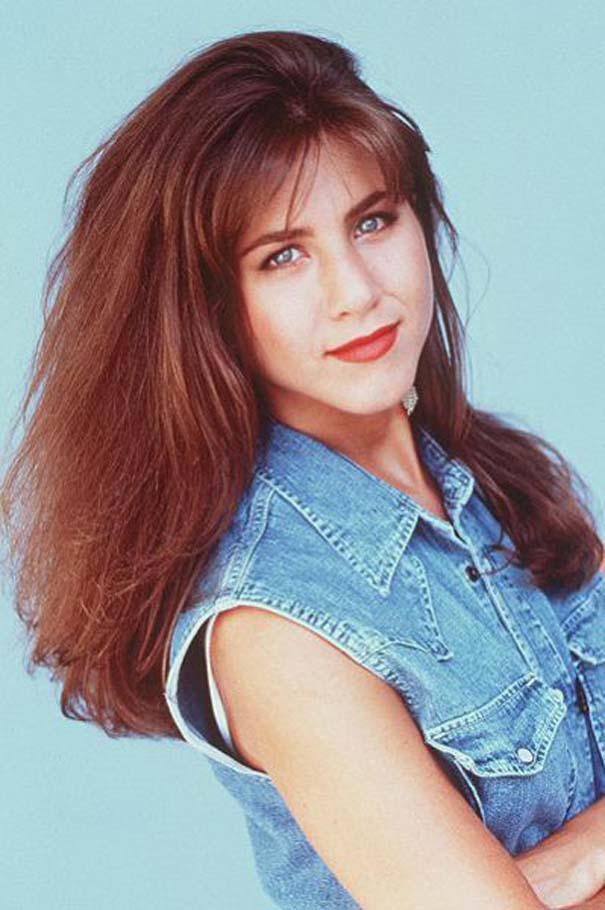 Jennifer Aniston: 1990-2013 μέσα από φωτογραφίες (2)