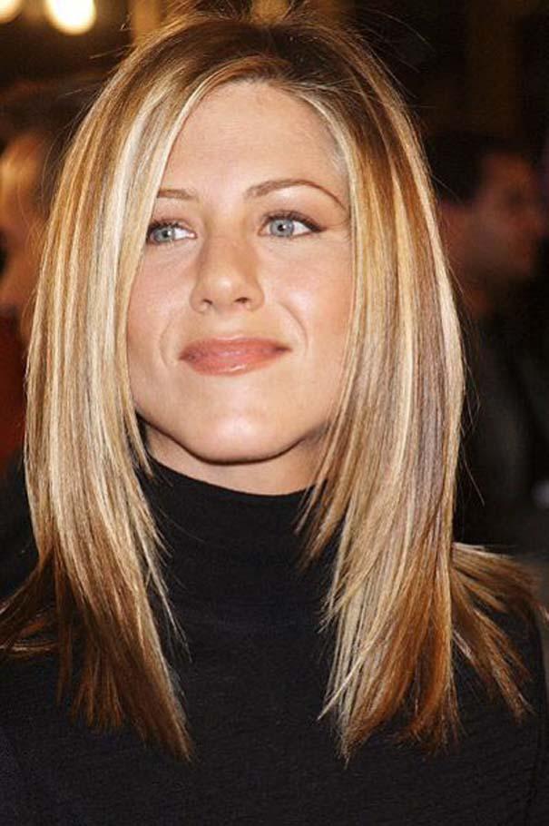 Jennifer Aniston 1990 2013 έ ό ί