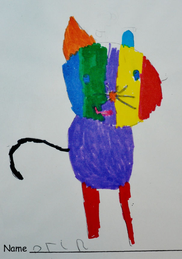 Καλλιτέχνιδα μετατρέπει τις ζωγραφιές παιδιών σε λούτρινα παιχνίδια (12)