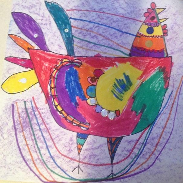 Καλλιτέχνιδα μετατρέπει τις ζωγραφιές παιδιών σε λούτρινα παιχνίδια (14)