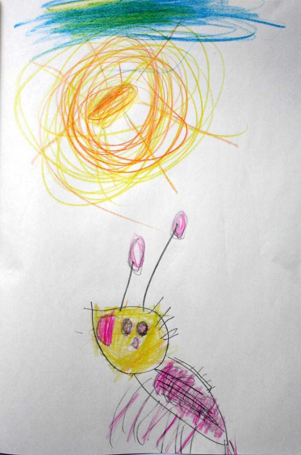 Καλλιτέχνιδα μετατρέπει τις ζωγραφιές παιδιών σε λούτρινα παιχνίδια (16)