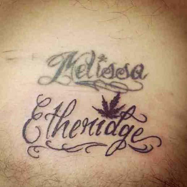 Καλύπτοντας το τατουάζ του/της πρώην (2)