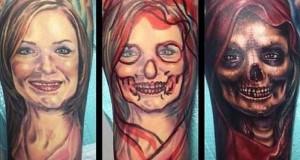 Καλύπτοντας το τατουάζ του/της πρώην