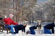 Οι... καμένοι των Χριστουγέννων (1)
